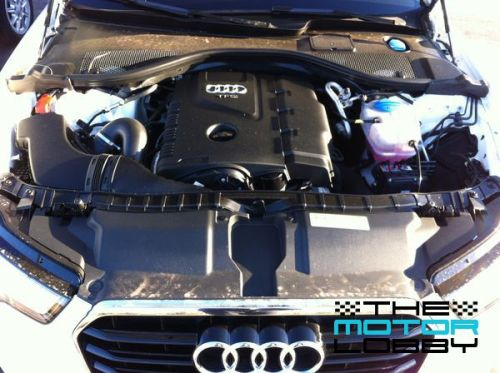 Audi-A6-TFSI-engine