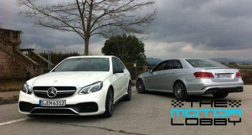 Mercedes-E63AMG
