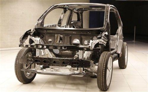 BMW_i3-chasis