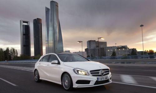 Mercedes-claseA-CAI