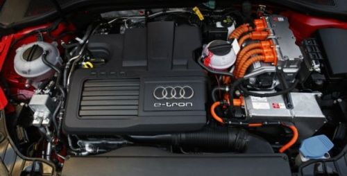 Audi-A3-e-tron-engine