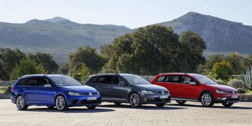 VW-Golf-VAriants